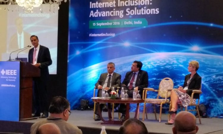 Ambassador Verma at Global Connect Initiative Regional Stakeholders Workshop