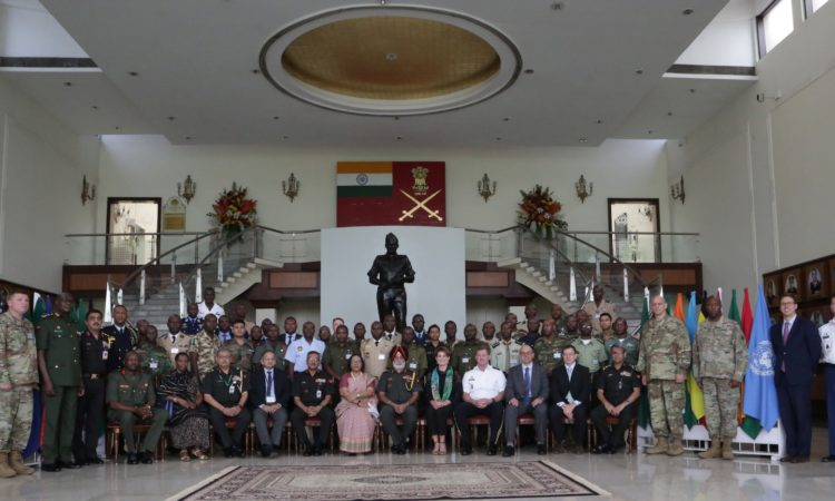 U.S.-India Peacekeeping Cooperation in Africa Welcome Reception