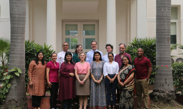 PDAS Jennifer Zimdahl Galt had a wonderful discussion with the alumni and EducationUSA advisors on ways to advance #USIndia education ties.