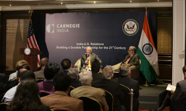 Ambassador Kenneth I. Juster's Inaugural Policy Address