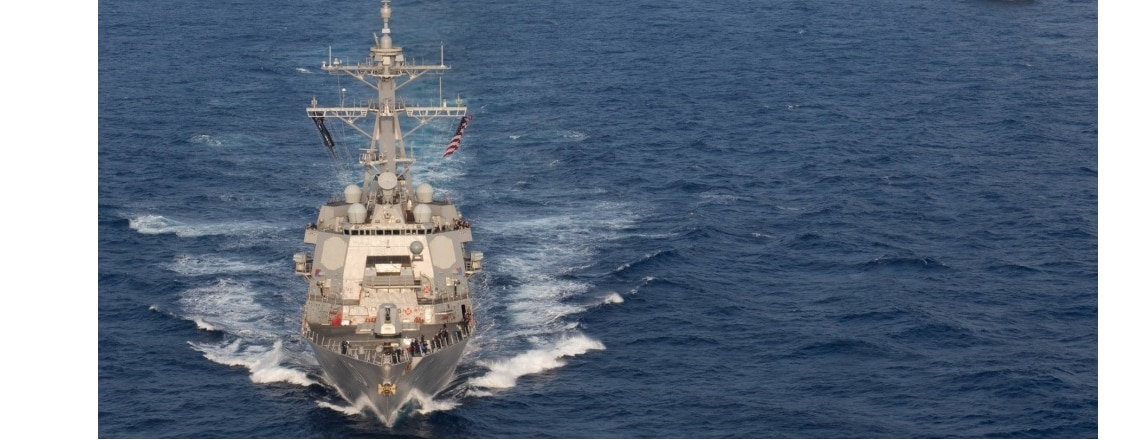 U.S. Navy Kicks Off 26th Rim of the Pacific Exercise