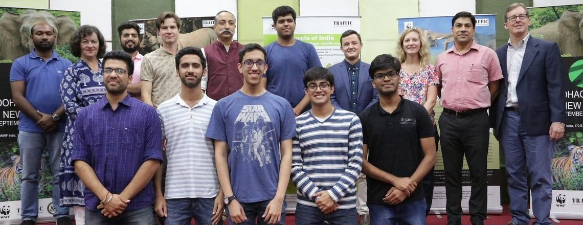 Team Zoocchini from New Delhi Wins Second Place in Global #Zoohackathon 2018
