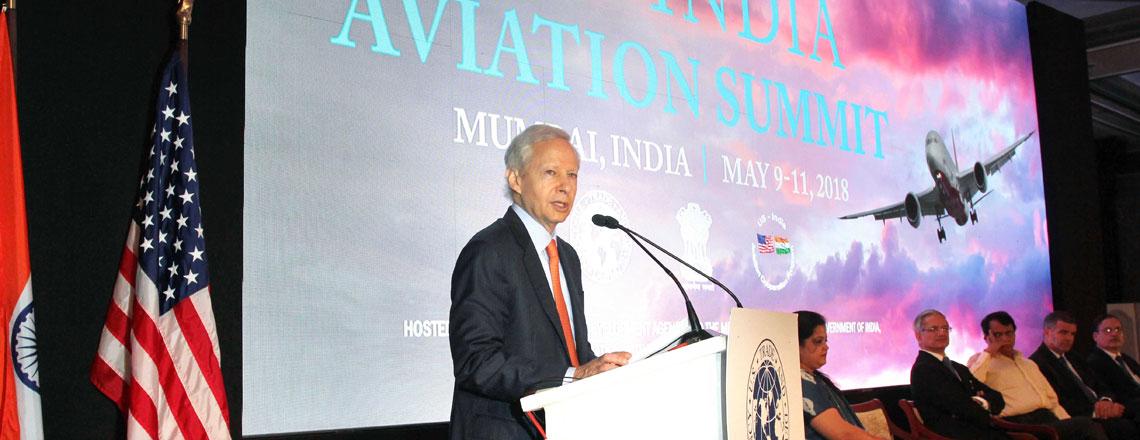 U.S.-India Aviation Summit