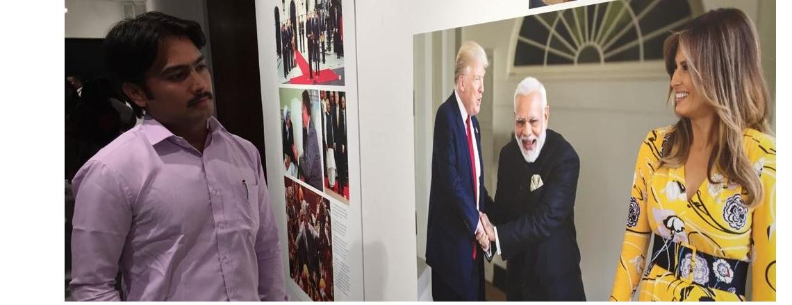 Celebrating 70 Years of U.S.-India Relations