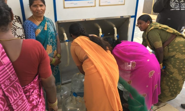 OPIC loan to expand access to clean water in India