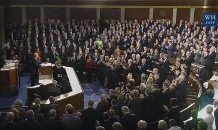 President Donald J. Trump's Address to a Joint Session of Congress