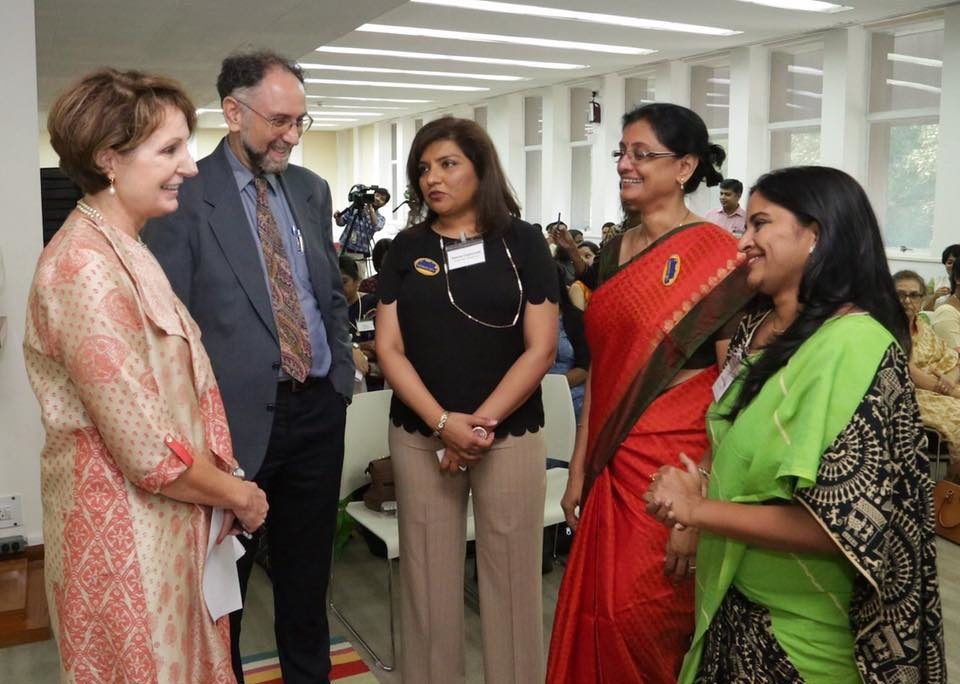 Tie Global And U S Embassy New Delhi And Consulates Partner To